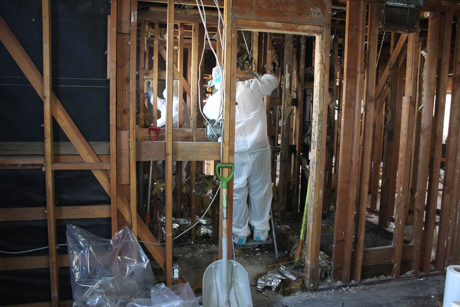 Water damage restoration now